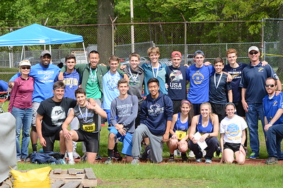 D1 Meet in Lowell 5/272017