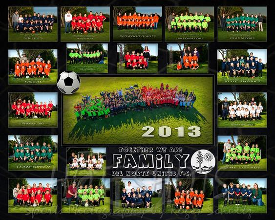 2013 Del Norte United F.C.