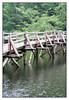 A cool bridge at Cumberland State Park