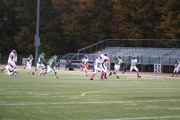 Freshmen vs Long Branch 10252012