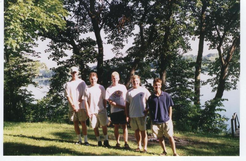 Charles_with_HS_buddies_Bens_Cabin.jpg