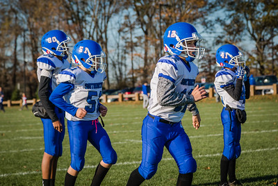 Southington vs Madison Youth Football