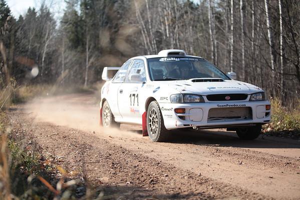 Ziptie Rally Testing, David Mendolia shots