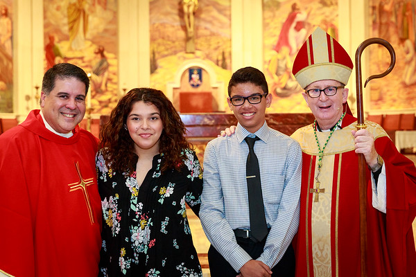 2017 St James Confirmation