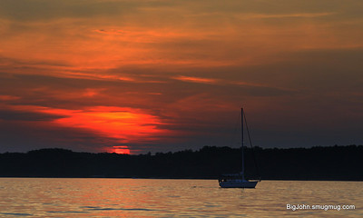 Lake Hartwell South Carolina summer 2011