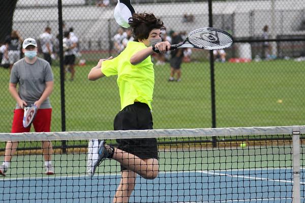 Edsel JV Boys Tennis