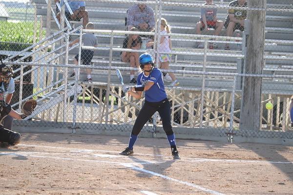 BHRV softball at LeMars 7-5-19
