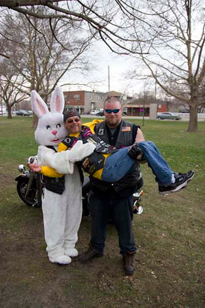 AVMRA Easter Egg Hunt 2014