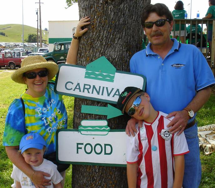 19-2010-1, Seelys at the Calaveras Fair.jpg