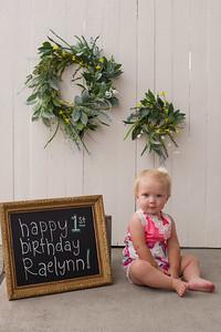 Raelynn 1st Birthday