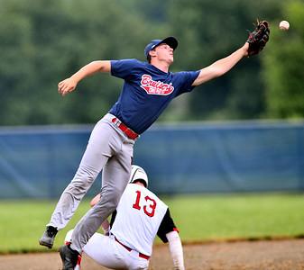 Bruisers baseball against Elite
