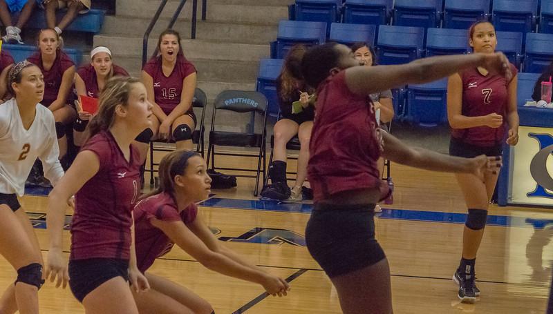 Varsity Volleyball vs  Keller Central 08_13_13 (427 of 530)