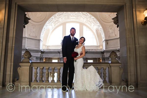 Gina + Matt's Wedding