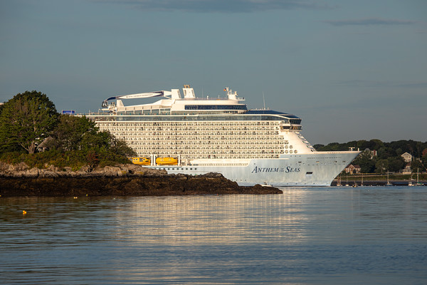 Commercial Boats- Fishing, Lobster, Cruise Ships