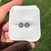 4.08ctw Old European Cut Diamond Pair, GIA I VS2, I SI1 44