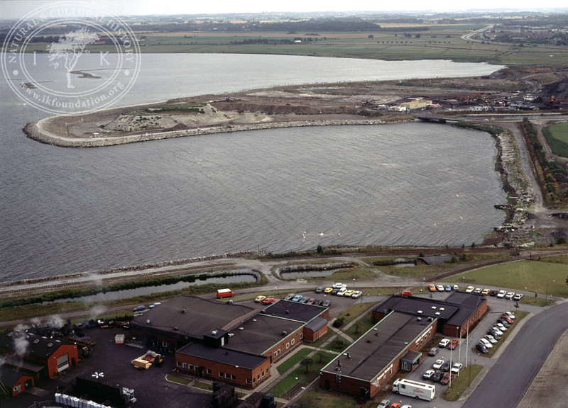 Malmö sewage-treatment plant (1990)   PH.0014