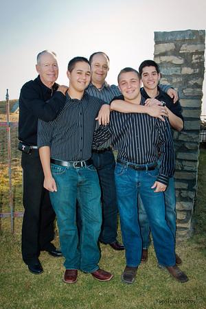 Mickle Family Nov 2012