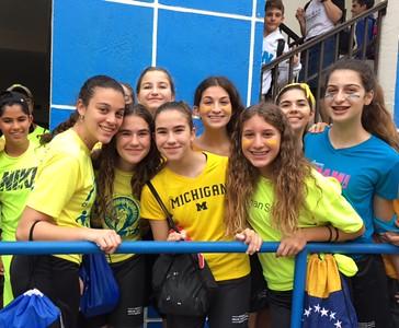 Grade 6-8 Maccabi Games