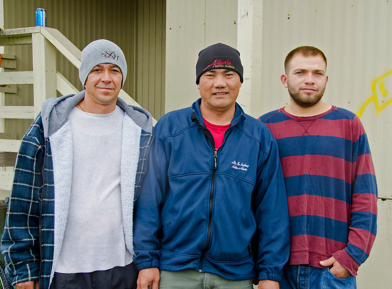 The salmon canneries of Valdez, Alaska draw summer workers from around the world.