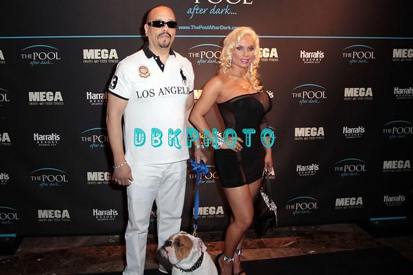 DBKphoto / Ice_T, Coco & Spartacus 04/07/2012