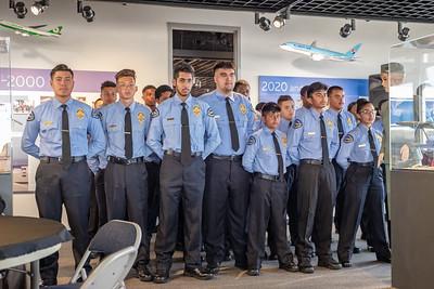 Cadet Leadership Academy Grads Class 1-2019