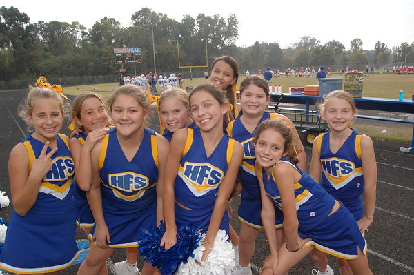 HFS VS Holy Ghost 2007 Football