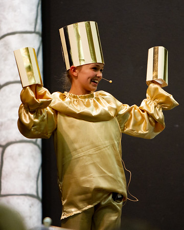 Ella's Lumiere in Beauty and The Beast
