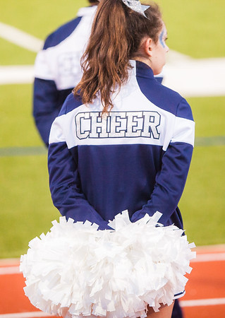Cheer- Williams Homecoming Game 2018