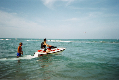 USA- Texas, South Padre Island, Harlingen