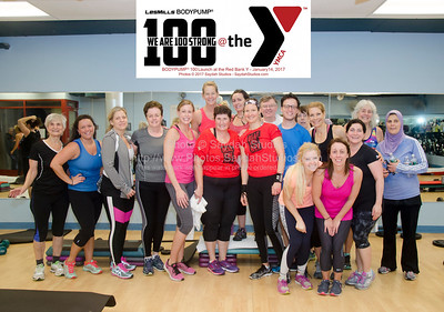 BODYPUMP 100 Launch