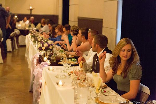 Reception-Dinner