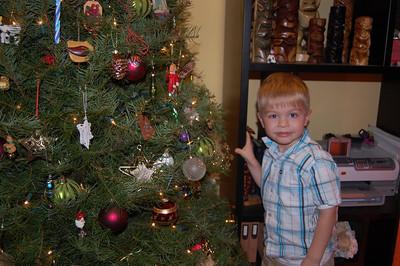 Decorating the Christmas Tree 09