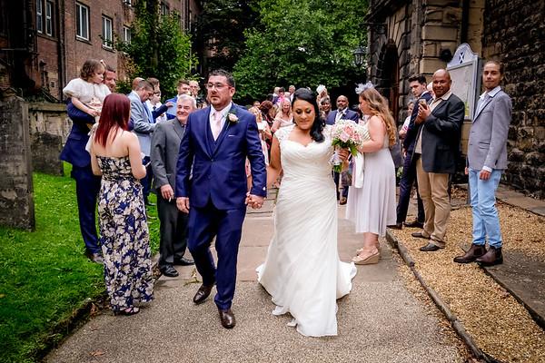 Gemma & Martin's Wedding