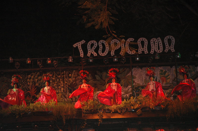 Tropicana - Leslie Rowley