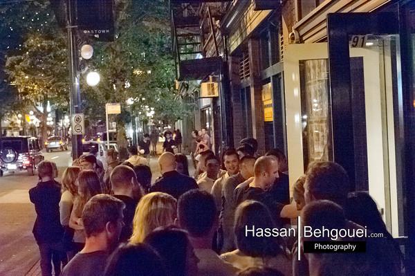 Brooklyn Alexander Night Club Saturdays X Hush Magazine Where Men & Women Are Glamorous 91 Powell Street Gastown Downtown Vancouver Bc Canada Bright Exposure (8_24_13)