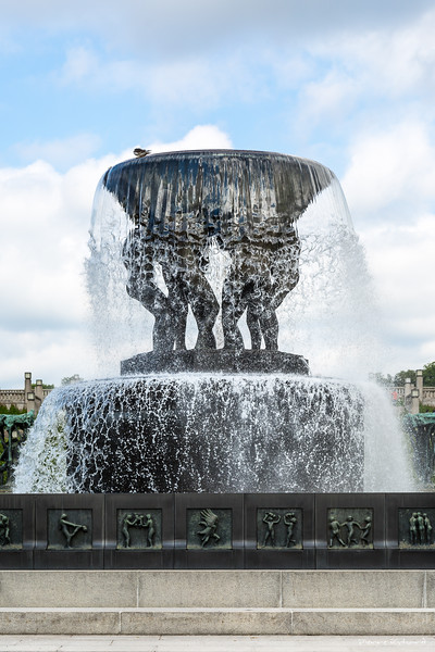 Sculptures de Gustav Vigeland