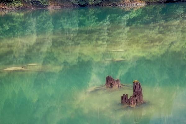 Creeks and Waterfalls - 1