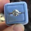 1.58ct Old European Cut Diamond Solitaire, EGL K VS2 31