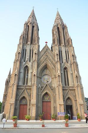 St. Philomena's Church - Mysore