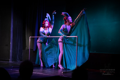 Detroit Grand Cabaret's Sizzling Summer Striptease! 2019