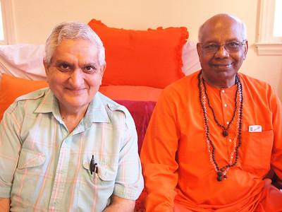Deeksha 9-22-2013 by Swami Purnatmananda Ji