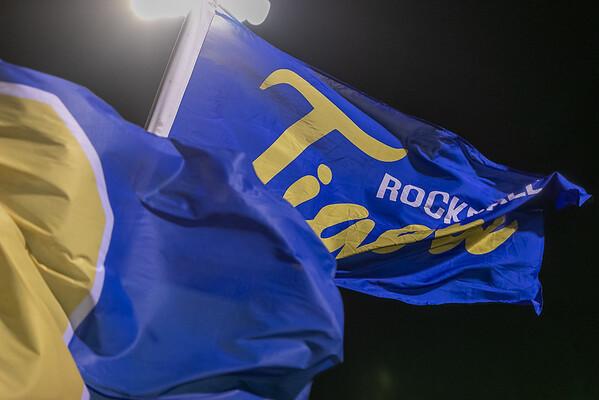 Caldwell v Rockdale Varsity First Half Action 2020