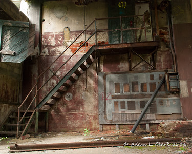 Abandoned Warehouse - Bellows Falls, VT