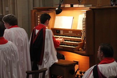 Three Choirs Choral Evensong - 22 May 2016