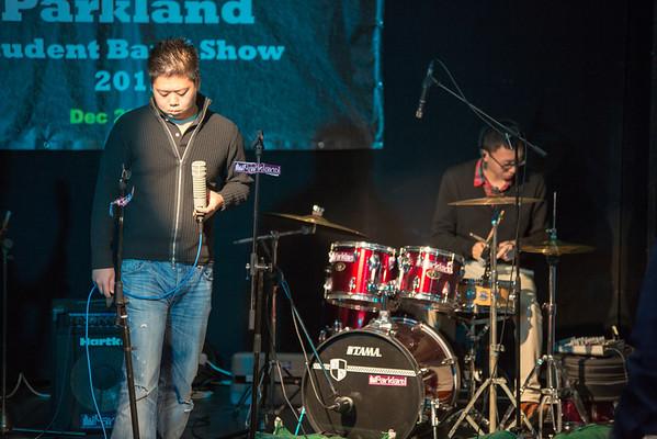Parkland Music - Student Band Show 2012