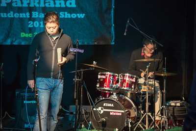 Parkland Music - Student Band Show 2012