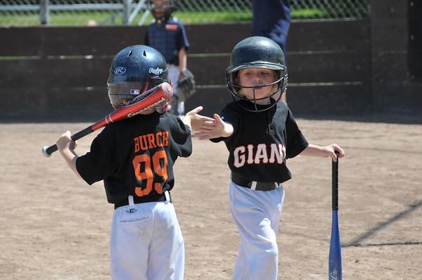 2009 Roseville Pinto Giants
