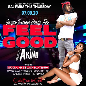 GAL FARM THURSDAYS PRESENTS AKINO DIRT FREE SINGLE RELEASE