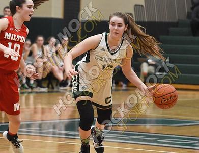 Canton - Milton Girls Basketball 1-6-19