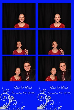 Rita & Brad 11.19.2016